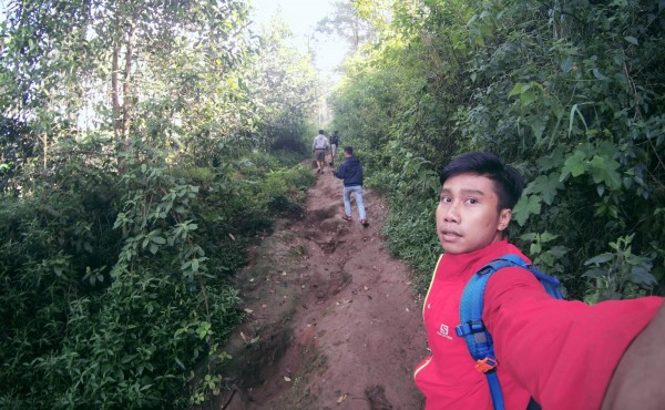 Hiking Cikole